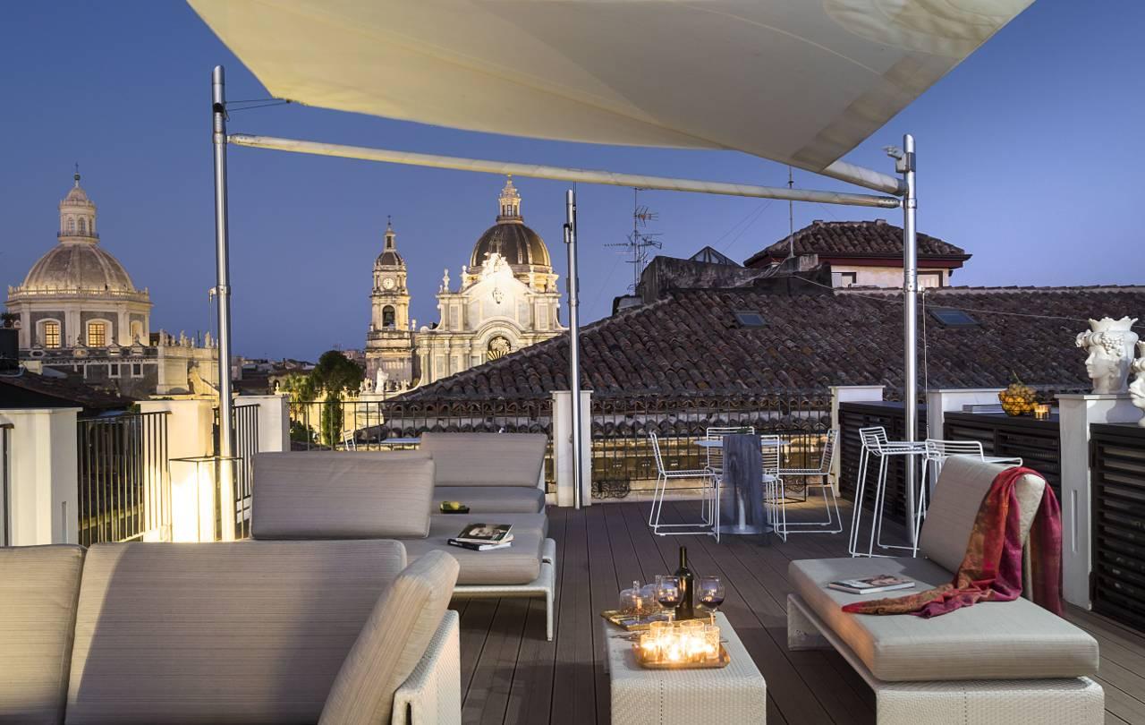 Duomo Suites Spa Design Hotel In The Center Of Catania
